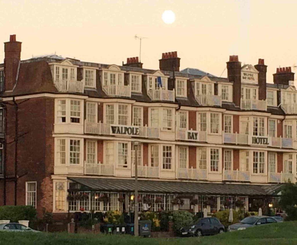 Walpole Bay Hotel and Museum
