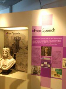 Free speech in Hackney