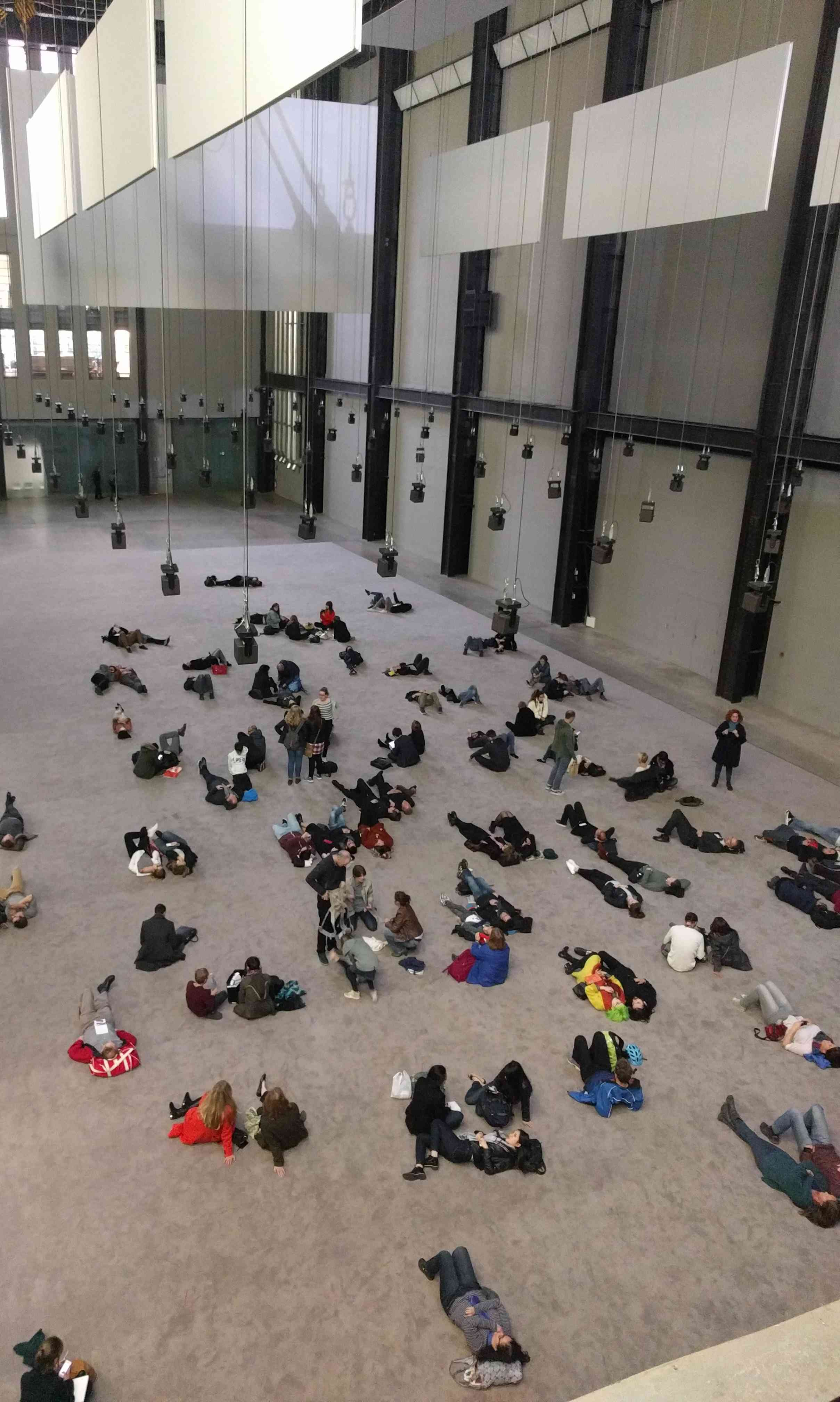 50museums Eu 187 Tate Modern Philippe Parreno Anywhen